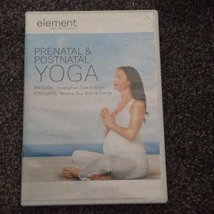 Other - Prenatal and postnatal yoga DVD